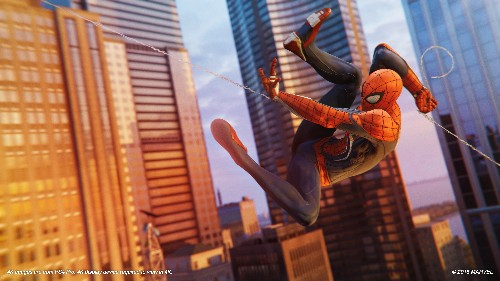 The first hour of Spider-Man on the PS4 strains against the limits of open-world storytelling