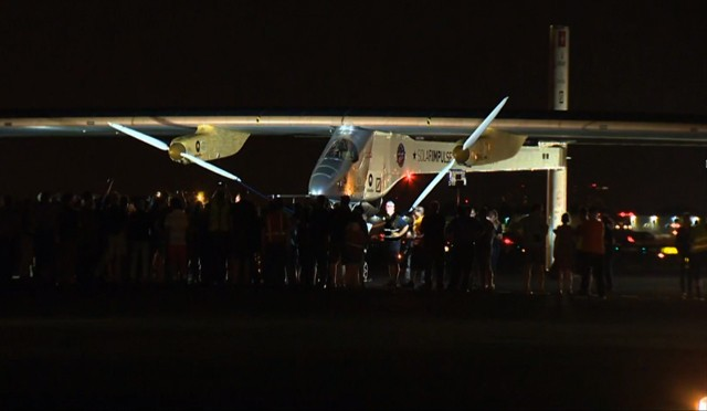 Solar Impulse completes its solar-powered flight across the US