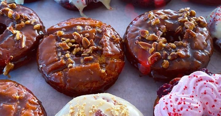 Wicked Donuts Opens the Drive-Thru for Brioche Hybrid Doughnuts on Saturday