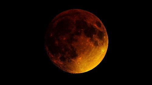 The Super Blue Blood Moon is coming — but there won't be blood, and it won't be blue
