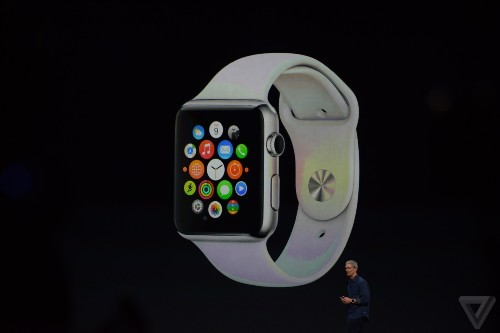 The new Apple Watch will have a scratch-resistant sapphire display that can detect force