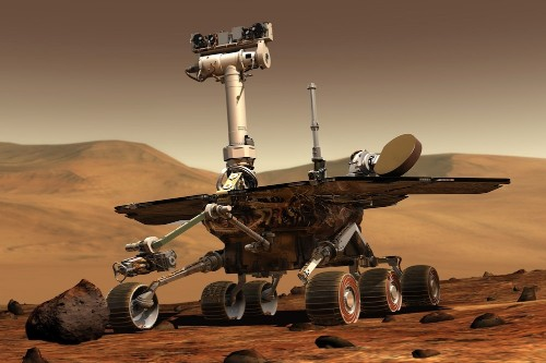 Mars rover Opportunity breaks record for longest NASA drive off Earth