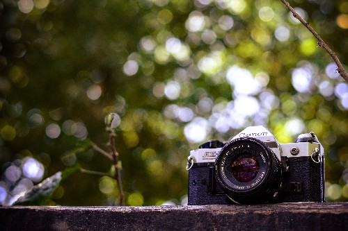 Canon should make a digital mirrorless version of its famous AE-1 camera