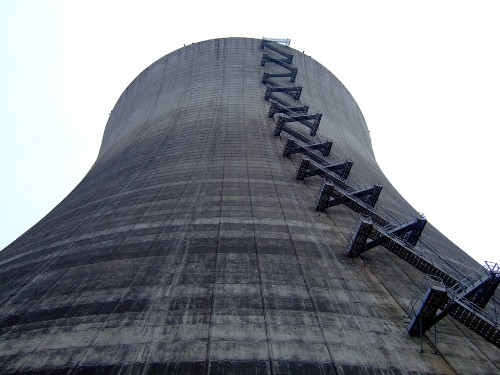The world must build more nuclear power plants to halt climate change