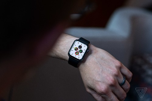 How to take and view screenshots on an Apple Watch
