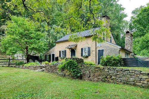 Antique cottage straight out of a fairytale asks $699K