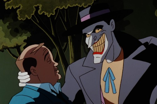 Here's the best Joker episode of Batman: The Animated Series to stream this weekend