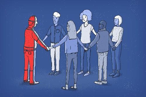 Predatory behavior runs rampant in Facebook's addiction support groups