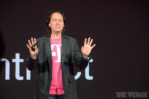 T-Mobile CEO calls new AT&T promotion 'desperate,' teases surprise next week
