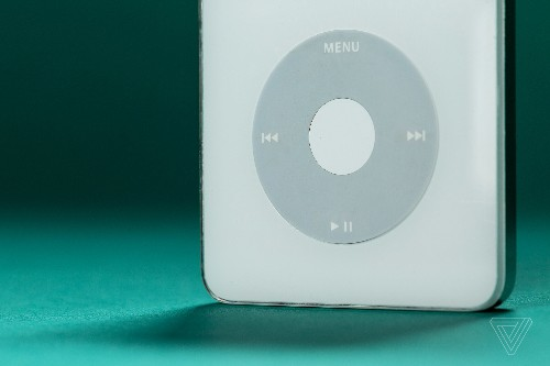 The iPod click wheel was the pinnacle of purposed hardware design