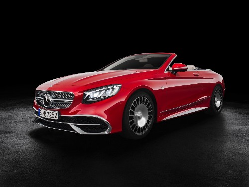 The new Mercedes-Maybach S 650 could be the ultimate luxury convertible