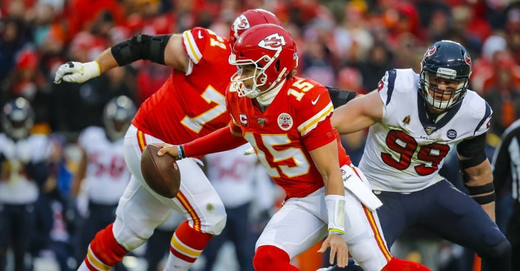 One statistic to know for every 2020 Chiefs opponent