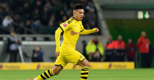 Is Jadon Sancho the missing piece for a Manchester United title challenge?