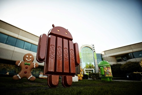 Android KitKat is the next version of Google's mobile operating system