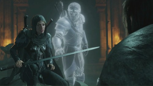 Middle-Earth: Shadow of War's first DLC is The Blade of Galadriel