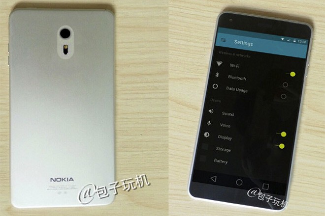Nokia C1 Android smartphone concept emerges
