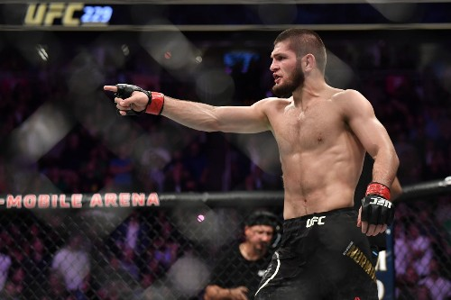 Barring formal apology, Khabib done fighting in Las Vegas, plans 2020 return to UFC in New York
