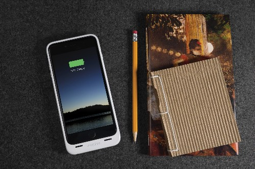Mophie's new Juice Packs could keep your iPhone 6 charged for days