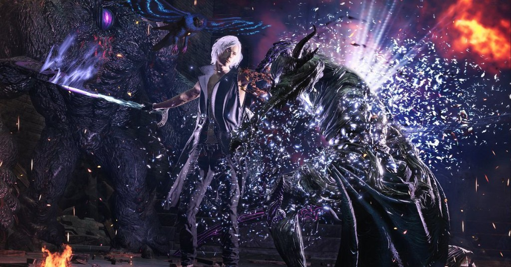 Devil May Cry 5 Special Edition coming to PS5