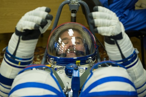 Watch NASA's Hangout with Chris Hadfield and other astronauts