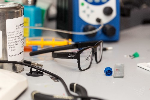 Intel is giving up on its smart glasses