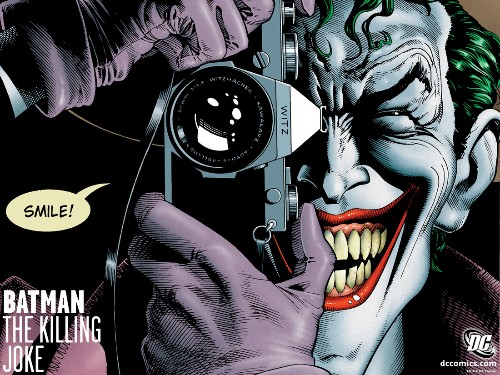 Watch the new voice of the Joker nail Alan Moore's 'Killing Joke' monologue