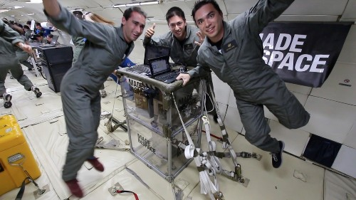 NASA wants to bring a 3D printer to the International Space Station in 2014