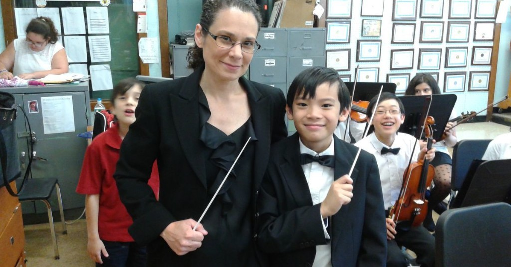 This award-winning NYC music teacher had her students making podcasts during the pandemic