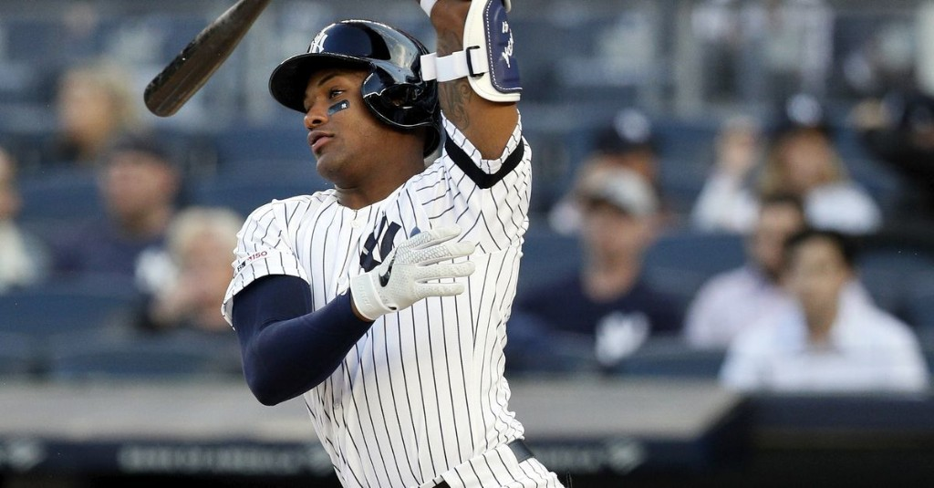 The Yankees could benefit from the universal DH