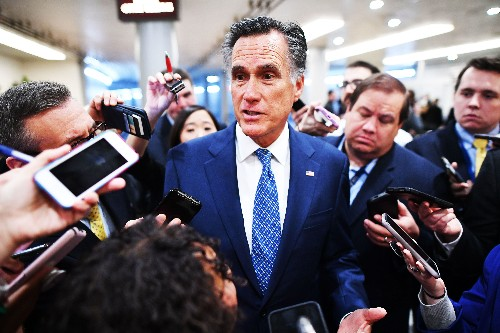 Mitt Romney just did something that literally no senator has ever done before