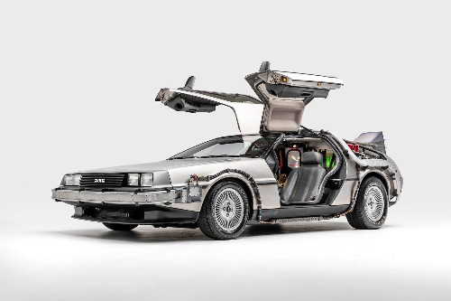 Check out the Petersen Automotive Museum's fantastic exhibit of sci-fi cars