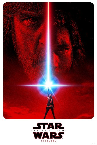 The Last Jedi's new poster gets Duke Nukem, Rick and Morty treatment as meme
