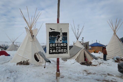 Native American activists: The fire at Notre Dame is devastating. So is the destruction of our sacred lands.