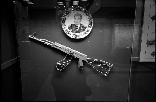 Mikhail Kalashnikov felt 'spiritual pain' for designing the AK-47