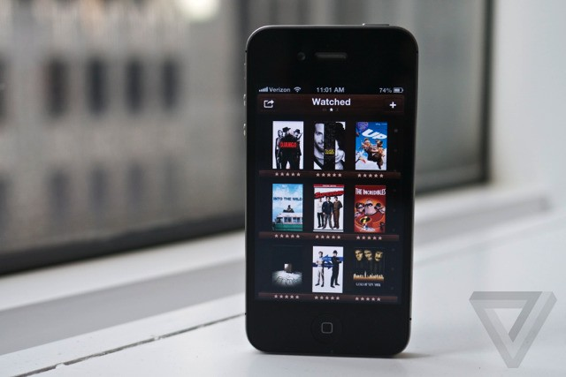 Limelight: an app to catalog your favorite movies, inspired by Delicious Library