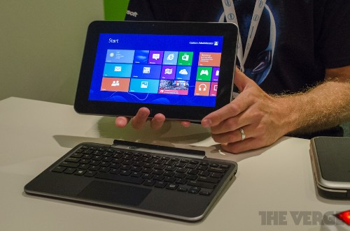 Microsoft left alone with Windows RT as Dell drops XPS 10 tablet
