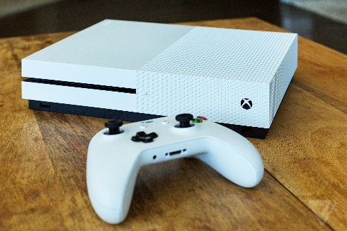 The Xbox One S with a disc drive costs $50 less than the disc-less model