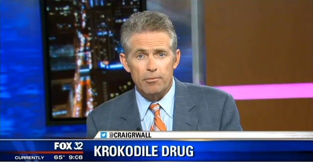 Krokodil users thought they were buying heroin
