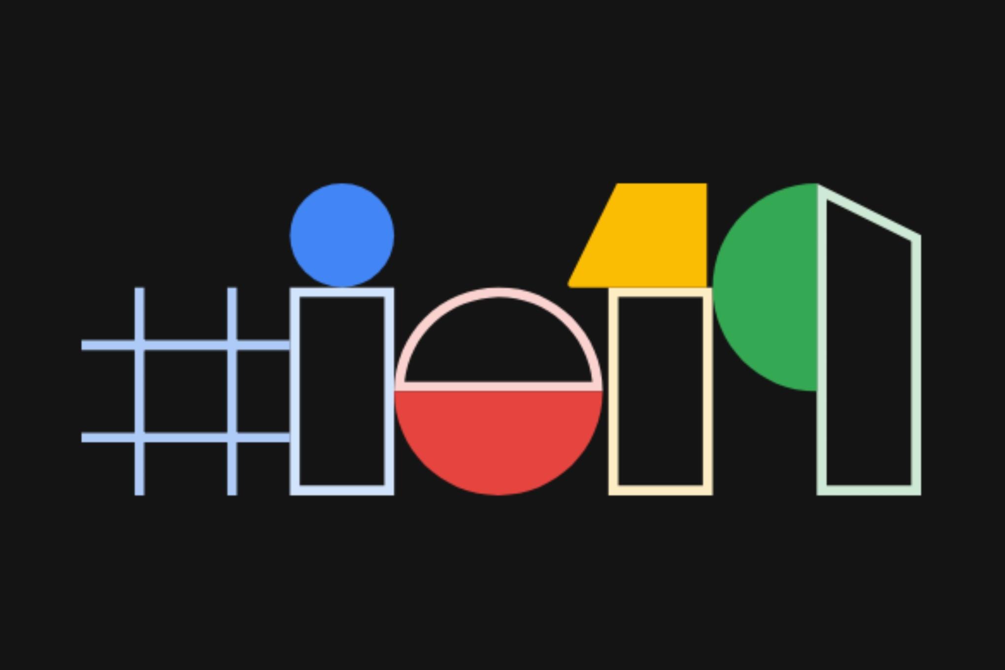 Google I/O 2019 - Cover