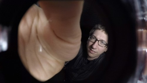 The wonderful phenomenon of the unintentional GoPro selfie