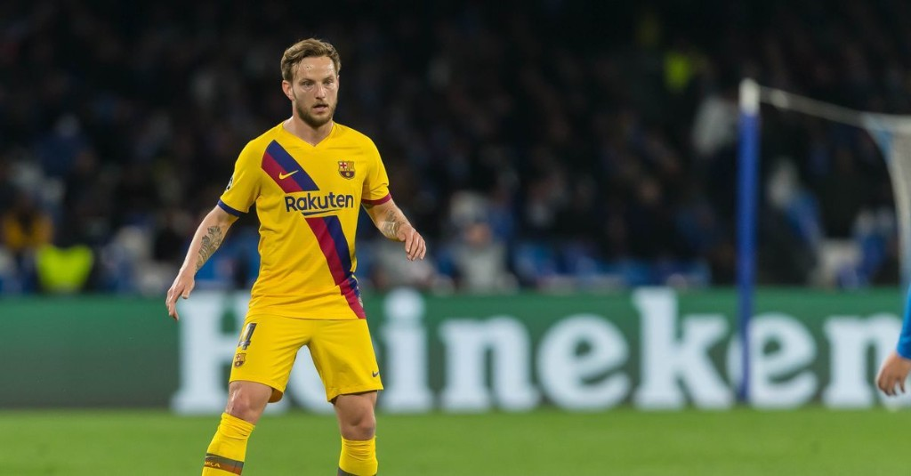 Mikel Arteta tells Ivan Rakitic to leave Barcelona for Arsenal - report