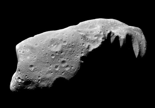 Landing on asteroids could cause a zero-gravity avalanche