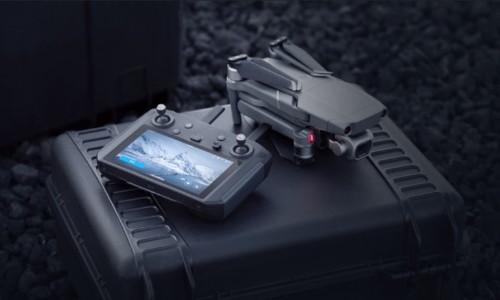 DJI announces a $650 Mavic 2 controller with a built-in screen