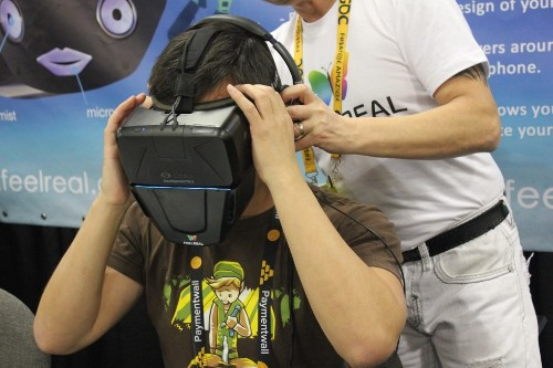 Smellovision masks are here, and they're basically implements of torture