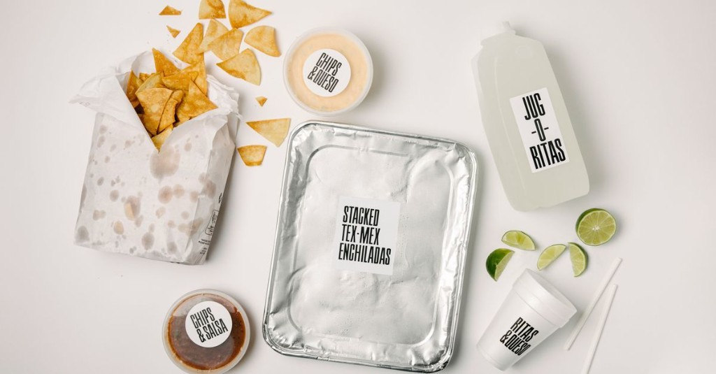 A Queso and Margarita Delivery Service Has Arrived in Dallas