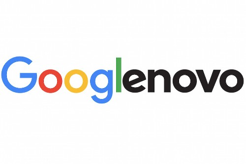 Google and Lenovo fell in love with the same 'e'