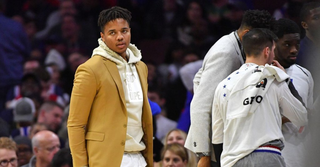 Is there even a trade market for Markelle Fultz?