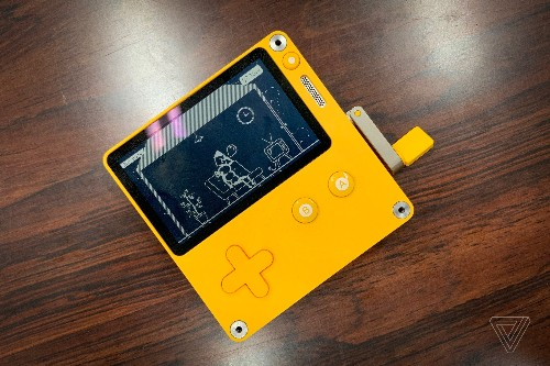 Our first look at Playdate, the world's cutest game console