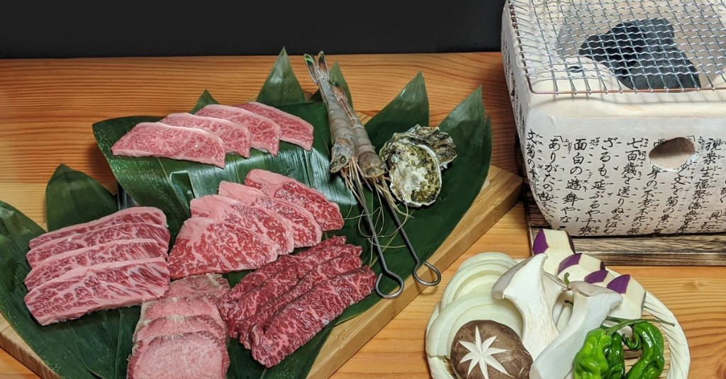Now You Can Grill Wagyu Beef Outdoors on a Berkeley Sidewalk