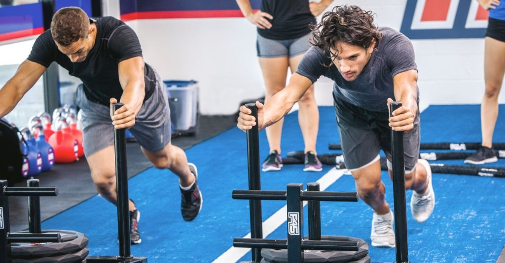 F45 is the most popular workout you've never heard of
